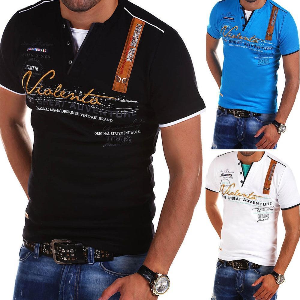 Zogaa 2019 nouveaux hommes d'affaires Polo chemise décontracté solide mâle populaire Polo à manches courtes chemise coton régulier hommes vêtements