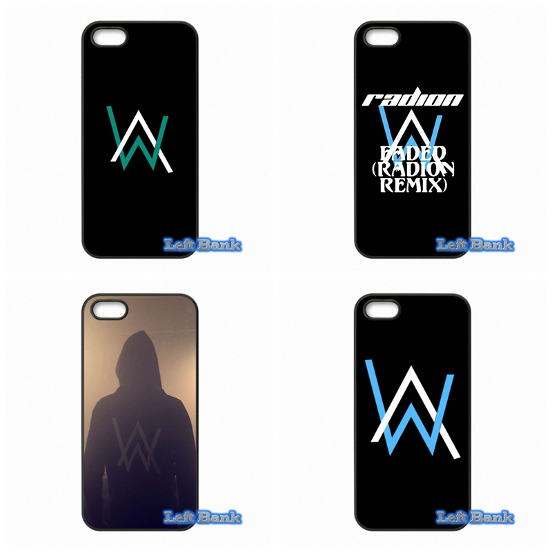 Alan Walker Phone Cases Cover For Apple iPhone 4 4S 5 5S