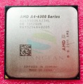Free Shipping for A4 6300 A4-6300 3.7Ghz 65W Dual-Core CPU Processor  AD6300OKA23HL Socket FM2