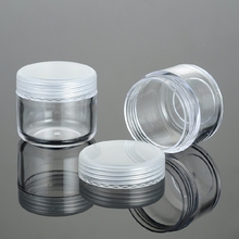 25pcs 10g Cosmetic Empty Jar Pot Eyeshadow Makeup Face Cream Container Bottle Ac