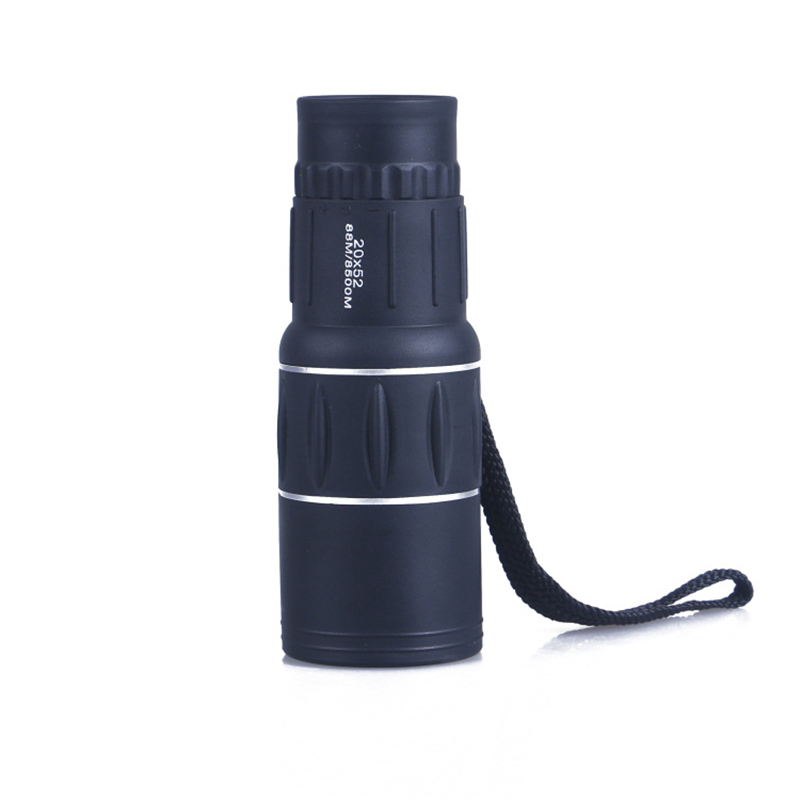 16 x 52 Dual Focus Zoom Optic Lens Monocular Telescope Binoculars Multi Coating Lenses Dual Focus