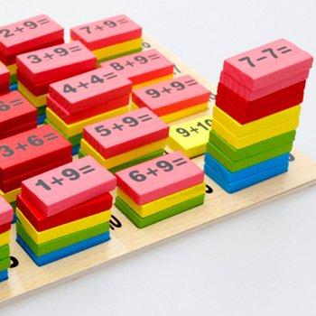 Caliente Juguetes 110 Piezas Juguete Educativo De Montessori De