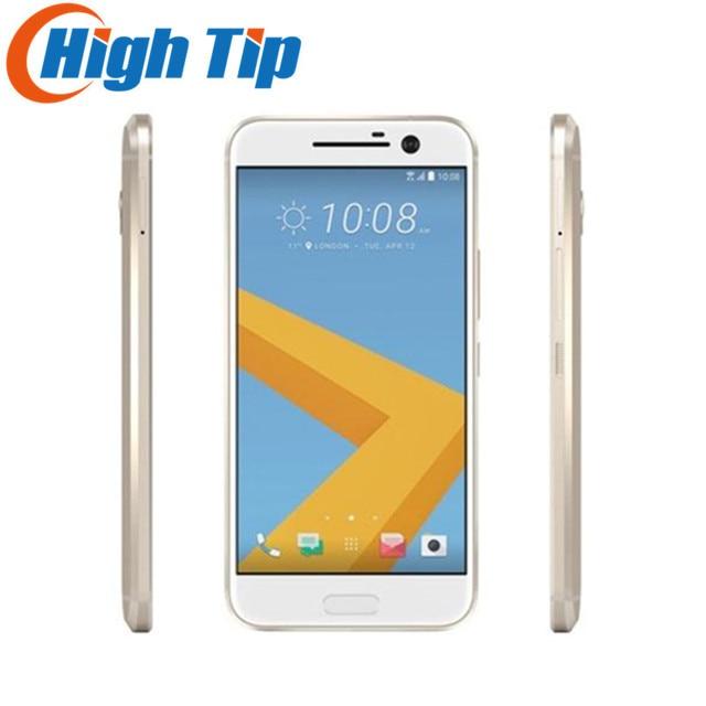 Разблокирована оригинальный HTC 10 M10 4 ГБ оперативной памяти 32 ГБ ROM Quad Core Snapdragon 820 12MP камеры Nano SIM быстрого Зарядное устройство 3.0 смартфон