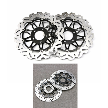Floating Front Brake Disc Rotor For Suzuki Across 250 GS500 GS1200 GV78A GSX1200 Bandit GSF1200