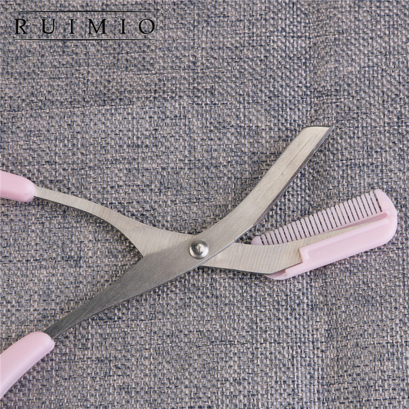 RUIMIO-Stainless-Steel-Eyebrow-Shaping-Cut-Scissors-Comb-Hair-Remover-Beauty-Tool-Shaver-Makeup-Tools-Hair (5)