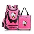 New Fashion Children School Bags Infantil Bolsas for Girls Backpack Female Kid Bag Child Printing Backpacks for Teenage Girls
