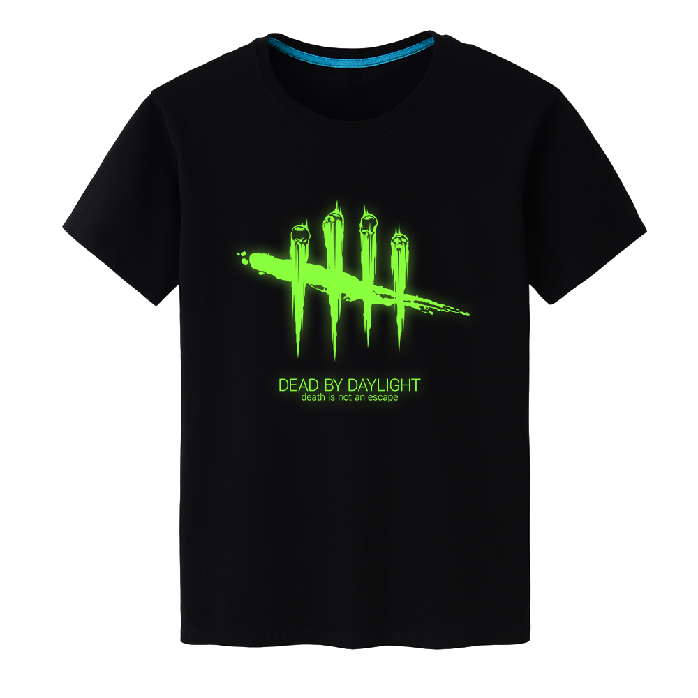 2017 Summer New T Shirts For Game Dead By Daylight Logo