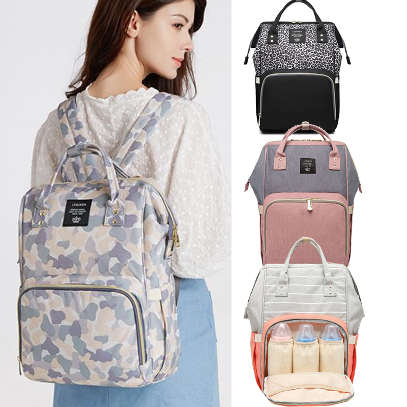 Mother Backpack Baby Diaper Bag Fashion Mummy Maternity Bag For Mother Brand Mom Unicorn Backpack Nappy Changing Nursery Bags