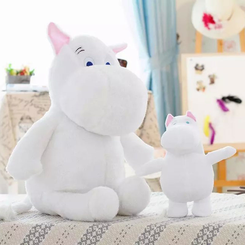 80cm high quality stuffed plush kids toy cute animal hippo moomin soft toy baby appease dolls free shipping fancytrader new style giant plush stuffed kids toys lovely rubber duck 39 100cm yellow rubber duck free shipping ft90122