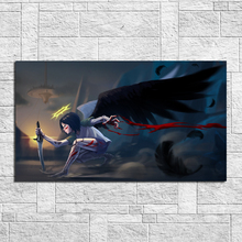 Alita Battle Angel Movies Wallpapers Canvas Painting Print Living Room Home Decor Modern Wall Art Oil Poster Pictures