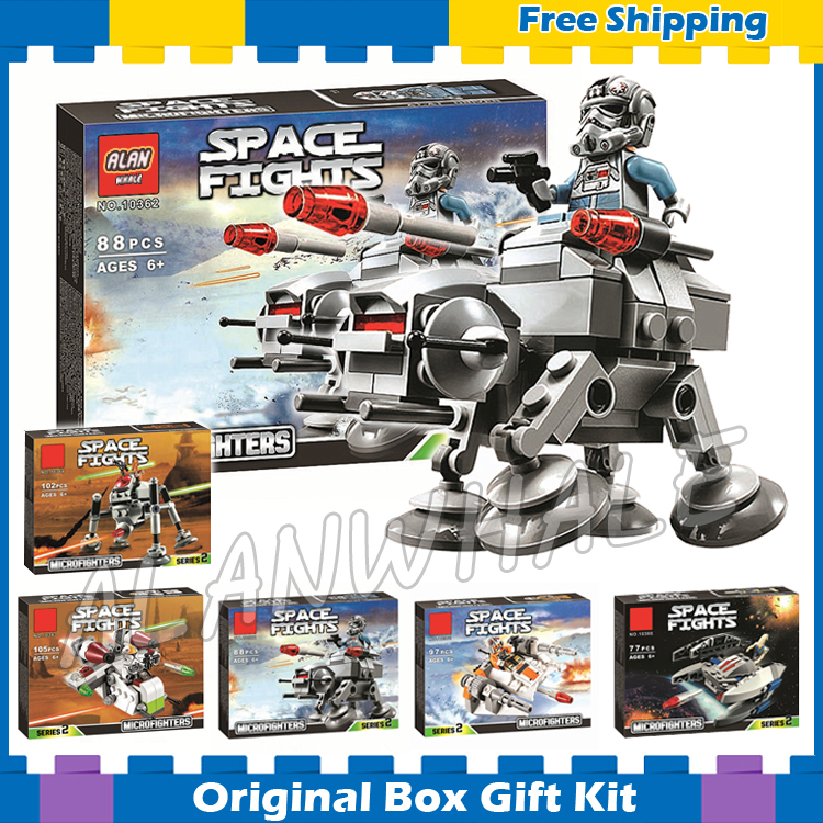 6pcs/lot Stars Wars Bela Lepin The Avengers Starfighter Building Blocks Sets Model Kids Toys Compatible With Lego lepin 02012 city deepwater exploration vessel 60095 building blocks policeman toys children compatible with lego gift kid sets