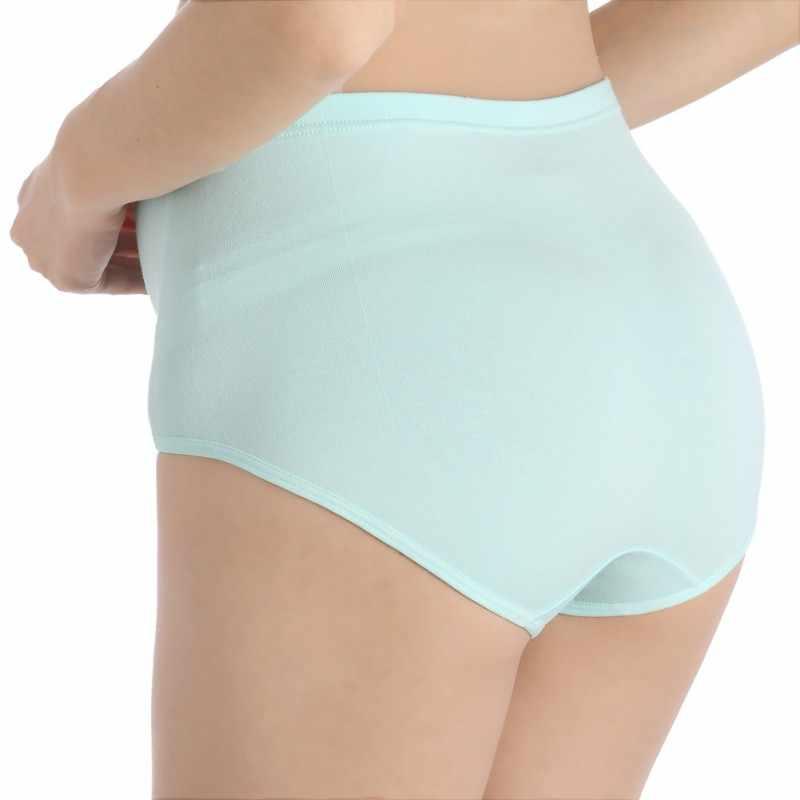f1d18612423bd ... Cotton Pregnant Panties High Waist Mother Belly Support Underwear  Cartoon Postpartum Briefs Pregnancy Short Pants 1PCS ...