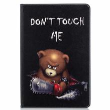 Print Practical PAD skin 7 Inch Tablet Protective Case Universal PU Leather Stand Cover shell For tablet PC