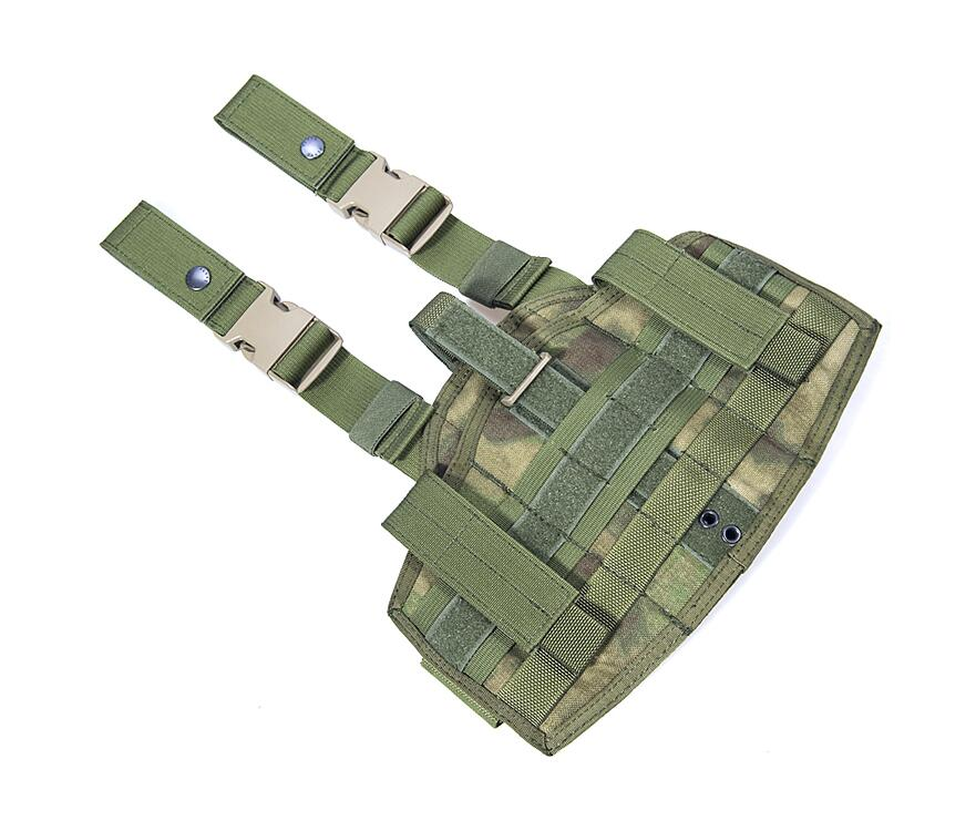 FLYYE Tactical Drop Leg Platform 1000D Nylon MOLLE Mini Leg Panel with Quick Release Buckle for Hunt Paintball Airsoft HR-C001 защитная одежда flyye airsoft 1000d cordura fy vt m031