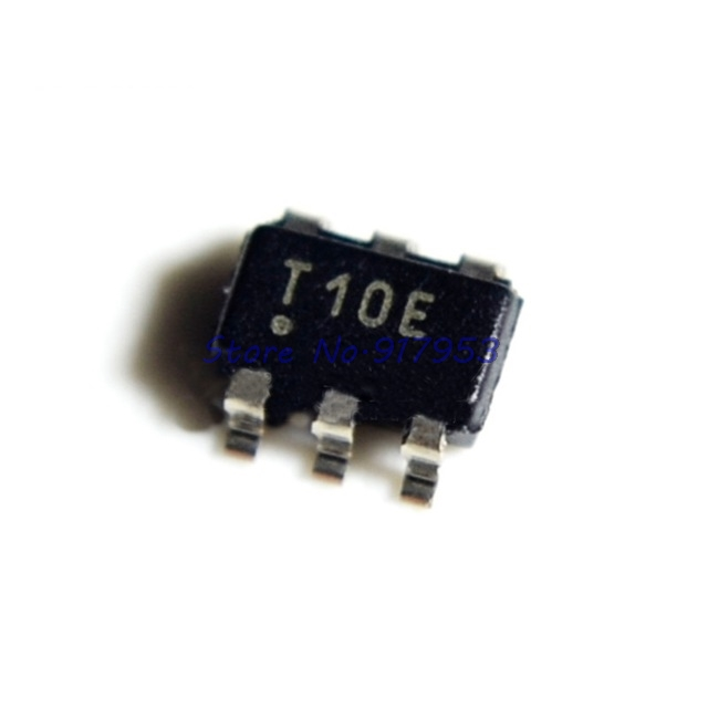 10pcs/lot ATTINY10-TSHR ATTINY10 T10E SOT23-6 SMD In Stock