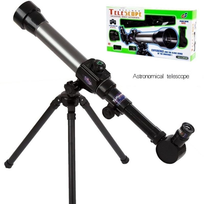 Orsda Kind Kinder Teleskop Zoom Astronomische Professionelle Teleskop Raum Astronomie Monokulare Okular Moblie Telefon Kamera Objektiv