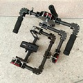 Nova 3-Axis DSLR Camera carbono Brushless Gimbal Handle / estabilizada monte Run filme steadycam fotografia ( apenas um quadro )