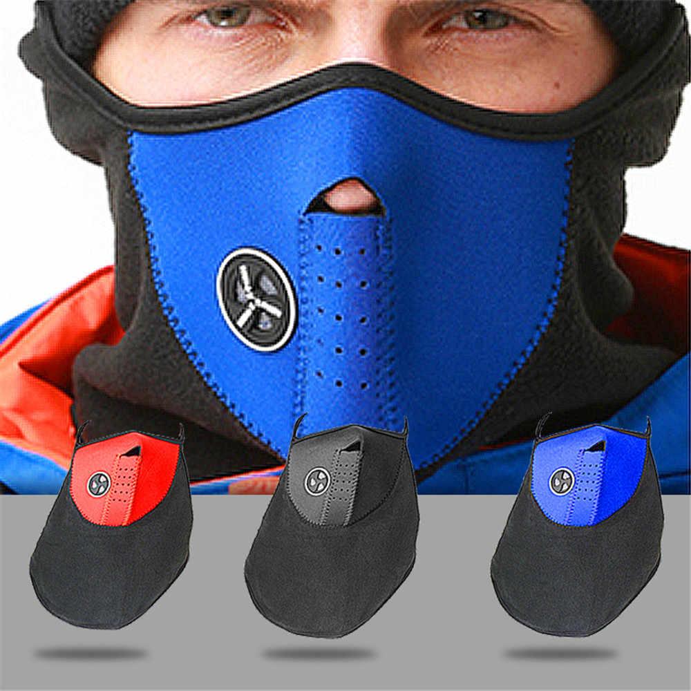 アウトドアスポーツ冬暖かいスキースノーボード風フェイスマスクヤマハ MT01 MT02 MT03 MT07 MT09/トレーサー MT10 MT25/ABS