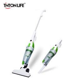 TintonLife модный портативный ультра-тихий пылесос, портативная мини-машина для всасывания клещей