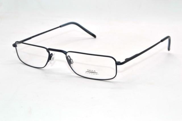 Очки весна храм титанового сплава сверхлегкие очки кадр Заказ Рецепт на очки для чтения Фотохромные 1 до 6