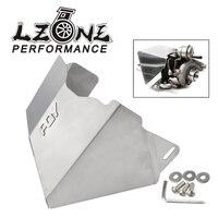 LZONE Turbo Heat Shield For Subaru WRX 02 14 / STi 04 18 / Legacy GT 05 15 / Forester XT 10 16 JR THS01