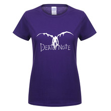 Death Note Women T Shirts (24 colors)