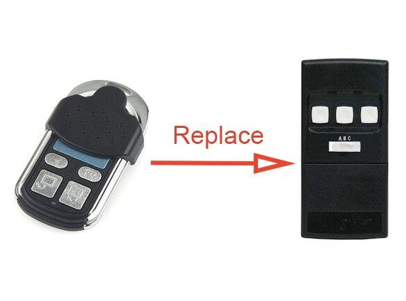 Allstar 109023 Garage Door Opener Replacement Remote 9 Dip Switch