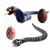 Trick toys Funny Spoof Toys Simulation Soft Scary Fake Snake Horror Toy For kids outdoor fun play games