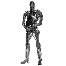 Classic Movie NECA Terminator 2 Judgment Day T800 Endoskeleton PVC Action