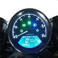 2016 HOT Sale Universal LCD Digital Speedometer Odometer Motorcycle MotorBike F1,2,4 Cylinders