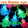 Xmas Multicolor 20 LED Bulbs 3 5M LED Fairy String Strip Lights Lighting For Christmas Tree
