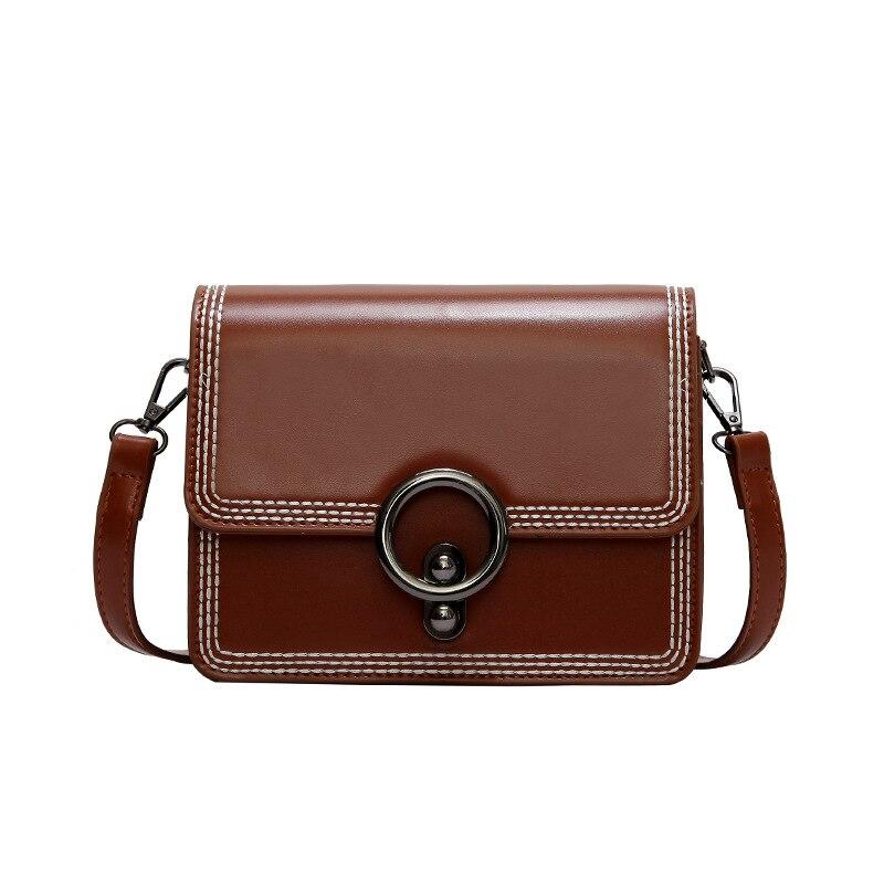 2018 Sale Promotion Women Genuine Leather Shoulder Bag Casual Tote Female Handbag Fashion Purse Mini Strap Zippper Messenger Bag promotion women