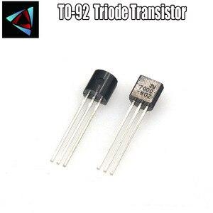 50 sztuk 2N7000 TO92 mały sygnał MOSFET 200 mAmps, 60 v n-kanałowy TO-92 oryginalny i nowy