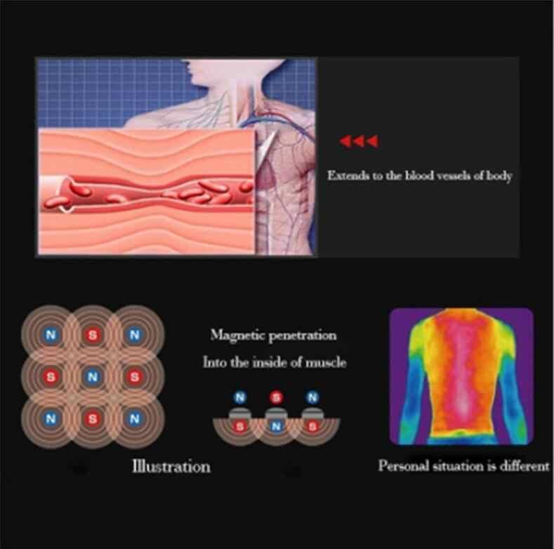 Потеря веса магнитотерапия гематитовый растягивающийся браслет полезный для здоровья Анти-усталость похудение браслет для женщин мужчин B3034