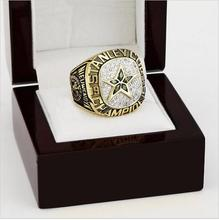 1999 NHL Dallas stars Hockey Stanley Cup Championship Ring With High Quality Wooden Box Christmas Fans Best Gift
