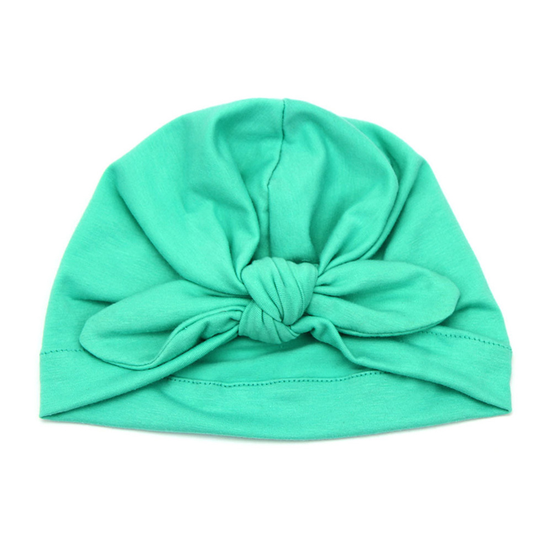 Baby Toddler Kids Boy Girl Bowknot Cute Soft Beanie Hat Warm Hat