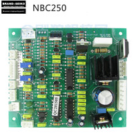 NBC250 CO2 Gas Shielded Welding Wire Feeding Machine Control Panel CO2 Wire Feeding Machine