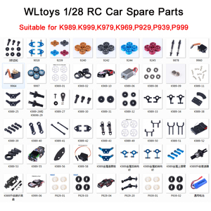 Wltoys RC Car Spare Parts Mosq