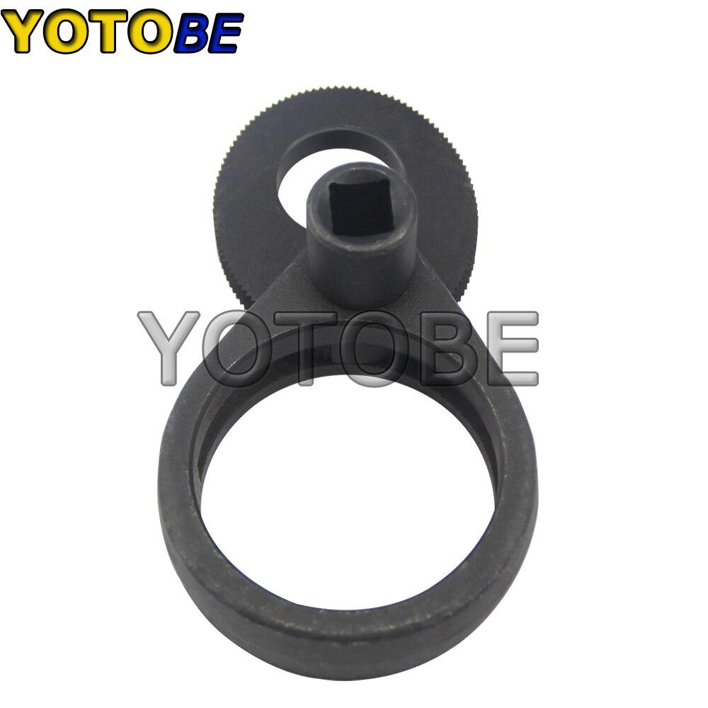 Outil universel de clé de biellette de direction outil de retrait d'extrémité de biellette de direction 25-55mm