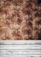 цена на SHENGYONGBAO  Vinyl Custom Photography Backdrops Prop Vintage Valentine day  floor theme Photo Studio Background SYO-32