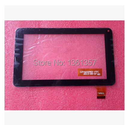 7 inch tablet touch screen multipoint capacitance CZY6632A01-FPC free shipping