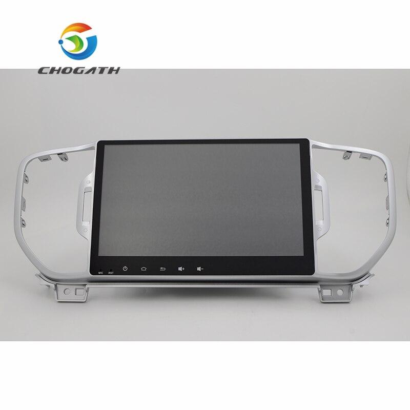 ChoGath 1024 600 Quad core Android 6 1 font b Car b font Radio for KIA