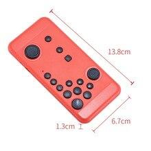Portable Wireless Bluetooth Phone Gamepads