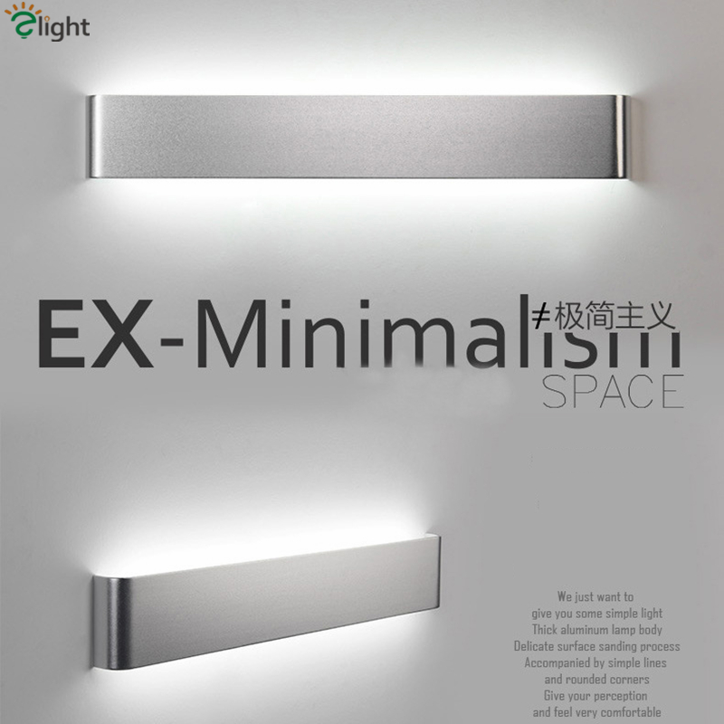 2016 EX Minimalism Plated Aluminium Led Chrome Wall Lamp Bedroom Or Corridor Black Silver Gold Modern Simple Wall Lamp anon маска сноубордическая anon somerset pellow gold chrome