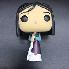 AOSST Pops MULAN #166 Model toys Vinyl Figure NO BOX