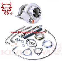 Turbocharger Kinugawa 3 Anti-surge TD06SL2 20G Wet-Cool Triangle Cast / Billet wheel #301-02001-160