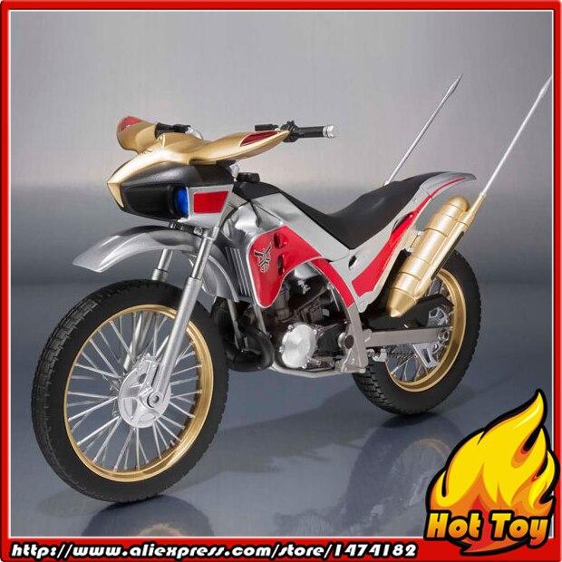 100% Original BANDAI Tamashii Nations S.H.Figuarts (SHF) Action Figure - TryChaser 2000 from Masked Rider Kuuga