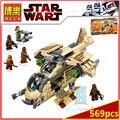 Compatible Legoe Wookie Star Wars Cañonera 75084 Ladrillos de Construcción BELA 10377 Figura Juguetes para Los Niños