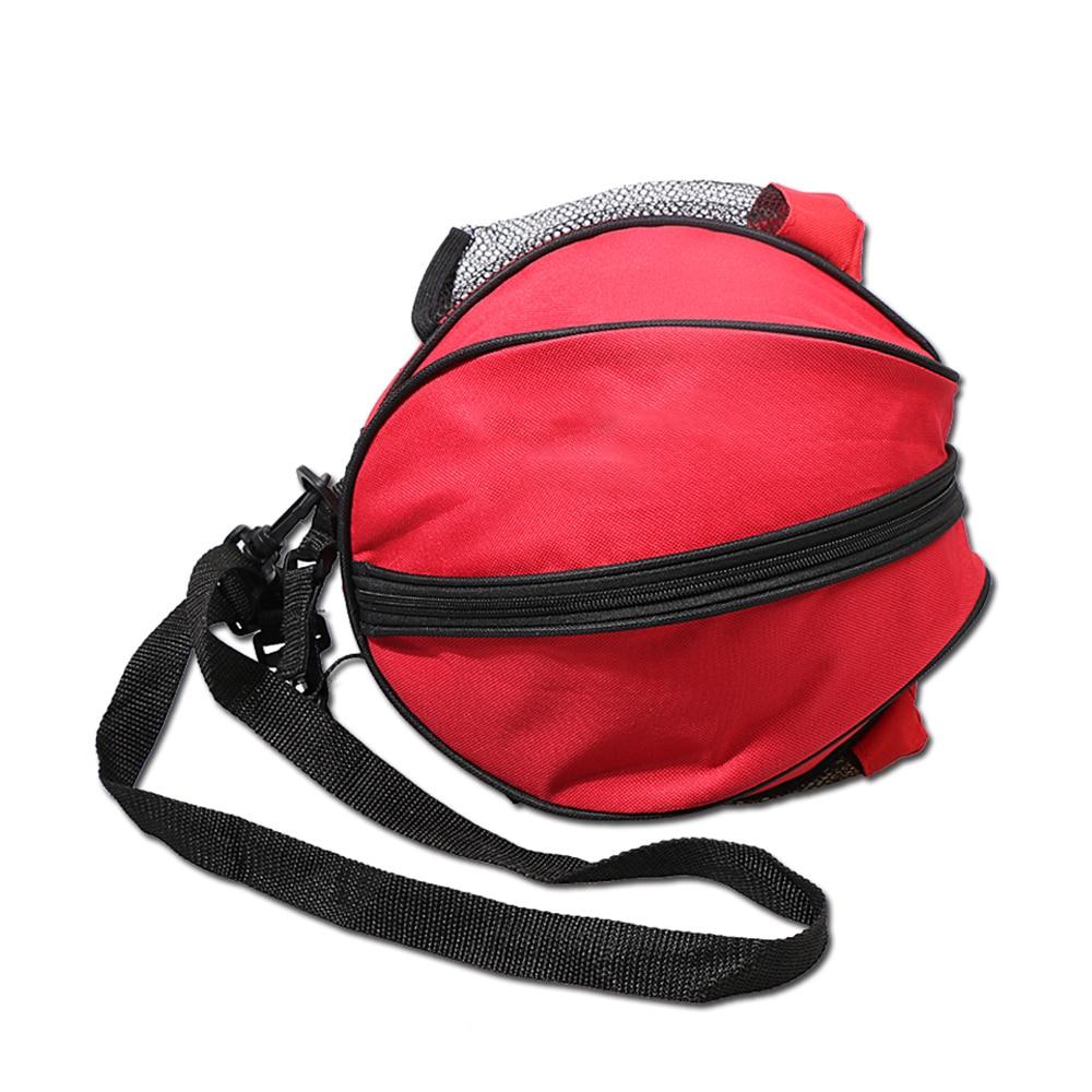 Denim Basketball Bag  Waterproof Portable Bag  Bottle Soccer Ball Pack Soccer Volleyball Basketball Sports Bag