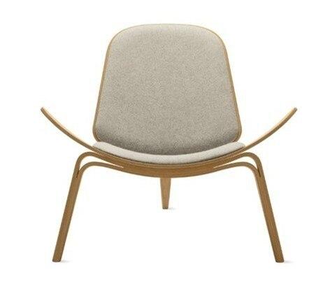 Shell Chaise Coque Classique Scandinave Designer De Meubles Hans Wegner Prsident Promotions Sourire
